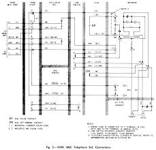western electric products telephones model  503b schematic