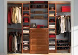 modern bedroom closets small open shelves stainless steel hanger red boxes storage small rack shoes