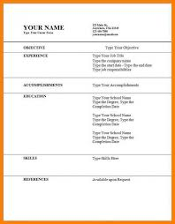 How To Write A Resume With No Job Experience Simple Download Excellent No Job Experience Resume Examples With Www