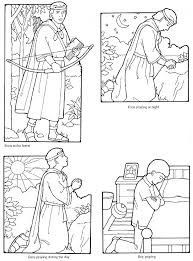 Small Picture Primarily Inclined Coloring pages from LDSorg
