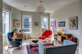 mid century modern eclectic living room. Marvelous Mid Century Modern Eclectic Living Room With 25 Bright Midcentury Designs Home Design Lover