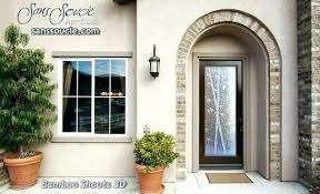 single front doors with glass. glass front doors for homes entry door with exterior . single e
