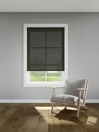 Light Filtering Window Shades Trim Go Mocha Light Filtering Cordless Solar Shade Actual 54 5 In X 72 In