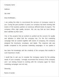 Free Business Letter Samples Free 14 Free Business Reference Letters In Doc Pdf