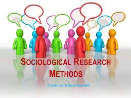 Sociological Research Sociological Research Methods