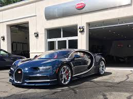 I drove the new Chiron - the replacement for the Bugatti Veyron ...