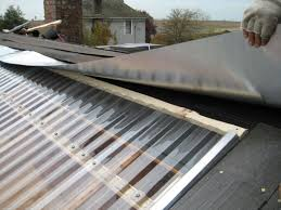 clear plastic roofing panels