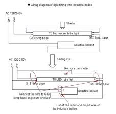 t fluorescent ballast wiring diagram images ballast wiring t8 led tube light wiring diagram all about motorcycle