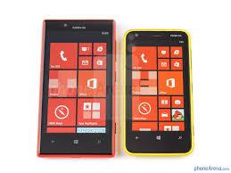 Nokia Lumia 620 vs Nokia Lumia 720 ...