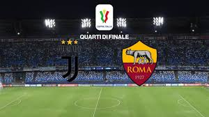 Juventus - Roma, quarti di finale di Coppa Italia: dove e ...