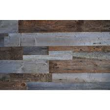reclaimed wood brown gray 3 8 in thick x 3 5 in width