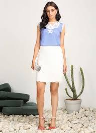 Captop Dress Design Blue Cap Top S O I E