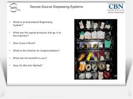 How Vending Machine Works Custom CBN Vending Machine Presentation