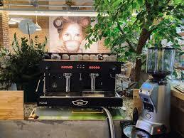 Review máy pha cà phê Wega