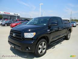 2011 Toyota Tundra TRD Sport Double Cab in Black - 108236 | Autos ...