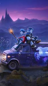Onward Animation 2020   Disney pictures, Disney pixar movies, Walt disney  pictures
