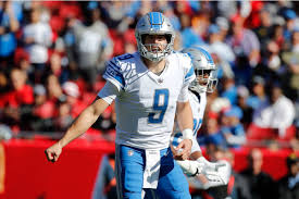 Lions Notes Detroits Quarterback Depth Chart Ranked 7th In