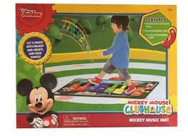Disney Junior Mickey Mouse Music Mat 50 Best Toys for 3 Year Olds - Good Gift Ideas Boys and Girls