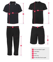 Planet Clothing Size Chart Sizing Clothing Planet Online
