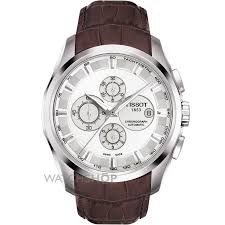 men s tissot couturier automatic chronograph watch t0356271603100 mens tissot couturier automatic chronograph watch t0356271603100