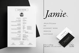 20 resume templates that look great in 2015 creative market blog resume cv jamie