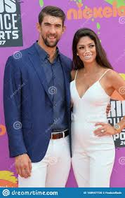 Michael Phelps & Nicole Johnson Editorial Image - Image of nickelodeon,  celebrity: 168947720