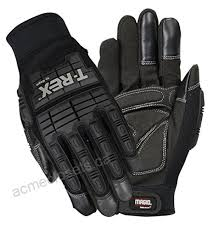 Magid Glove And Safety Pgp49tl T Rex Impact Ultra Gloves