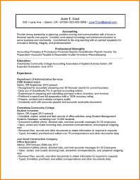 Criminal Justice Resume Examples Examples Of Resumes