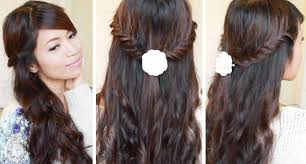 You Tube Hair Style lace fishtail braid hairstyle hair tutorial youtube 5842 by wearticles.com