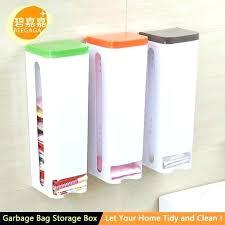 plastic bag storage ideas bag storage seamless sticker grocery bag holder plastic bag storage box wall plastic bag