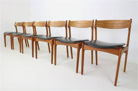 13 dining chairs on casters ideas dining room dining room chairs with wheels luxury set 6 danish teak