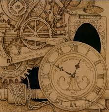 Steampunk Patterns Adorable Steampunk Photo Frame Patterns Pyrography Online