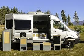 Mercedes Sprinter Van Interior Lights Not Working Diy Camper Van 5 Affordable Conversion Kits For Sale Curbed