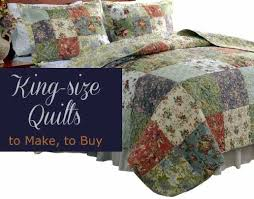 Buy King-size Quilts for Sale Online or DIY? & king size quilts for sale online Adamdwight.com