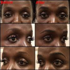 photo of eternal beautique houston tx united states ombré eyebrows tattoo