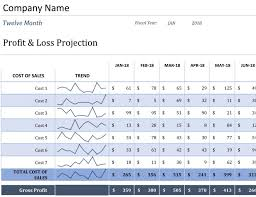 008 Template Ideas Profit And Loss Excel Templates Small