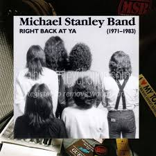 A friend and nothing more. Album Art Exchange Right Back At Ya 1971 1983 By Michael Stanley Band Album Cover Art
