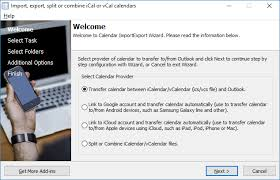 Import Or Export Outlook Calendar To Google Icloud Or Ical
