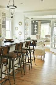 Farm House Kitchen Modern Farmhouse Kitchen Barstools Revealed City Farmhouse