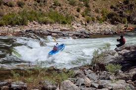 Middle Fork Of The Salmon River Rafting Whitewater Guidebook