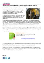 Taico Design Products Inc More Success Stories From The Employee Engagement Archives