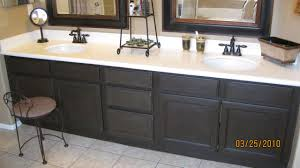 Oak Bathroom Vanity Redo Bathroom Vanity Makeover Crafting A - Oak bathroom vanity cabinets