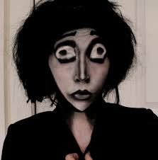 corpse bride victor makeup tutorial collab w natasha dubois you