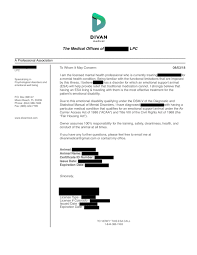 Online Letter Template Esa Letter For Housing Example Free Online Cheap Campusate