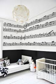 Inspiring Music Themed Bedroom Decor Ideas For Kids To Inspire You   Discover the season's newest