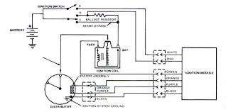 plug wiring diagram for 1974 ford bronco 302 wiring diagram duraspark ii the ford v 8 engine workshop