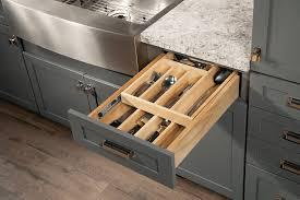 Wood Tiered Drawer Storage Cardell Kitchen Cabinet Accessories
