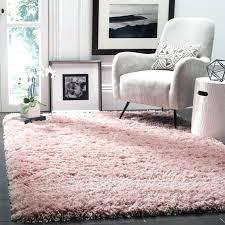 pink fl rug round