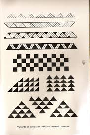 Kakau Designs And Meanings Traditional Hawaiian Woven Patterns For Tattoos Typically