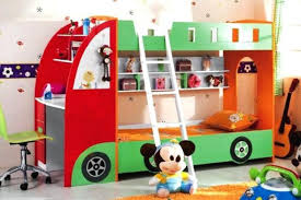 bunk beds study desk and chair model headboards for king size kids furniture